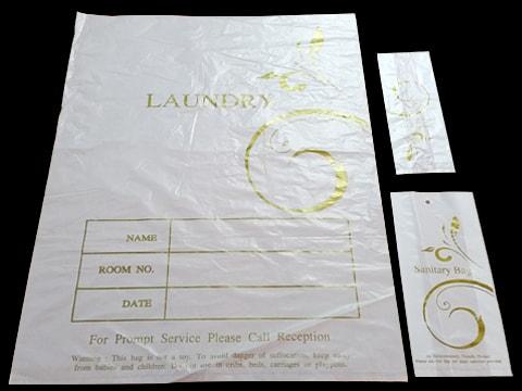 ชุดถุงพิมพ์มาตรฐาน Bags Set