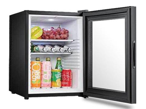 ตู้เย็น มินิบาร์ ประตูกระจก 40 ลิตร
