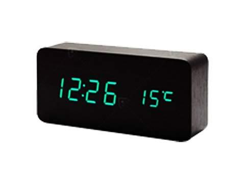 นาฬิกาปลุกดิจิตอล ตัวเลข LED