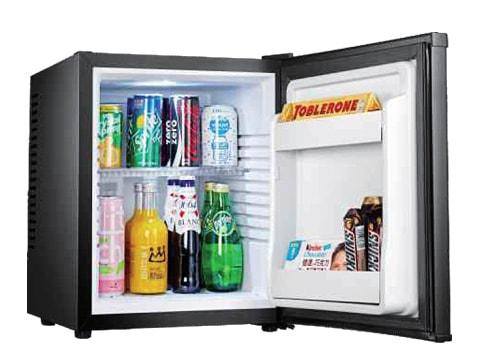ตู้เย็นเล็กโรงแรม 36 ลิตร