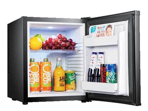 ตู้เย็นในห้องพักโรงแรม 28 ลิตร