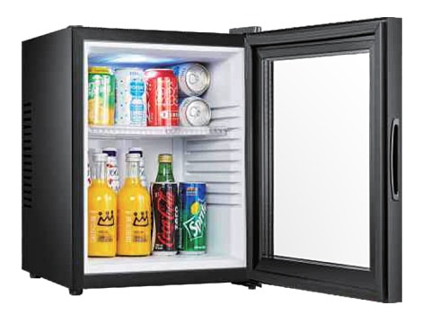 ตู้เย็น-มินิบาร์ ประตูกระจก 32 ลิตร
