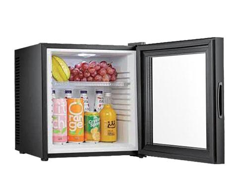 ตู้เย็น มินิบาร์ ประตูกระจกใส 24 ลิตร