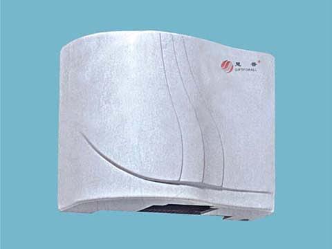 เครื่องเป่ามือติดผนังห้องน้ำ รุ่น HDD-HP-9838 กำลัง 1,500 วัตต์