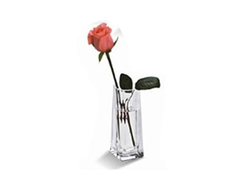 แจกันดอกไม้อะคริลิคใส