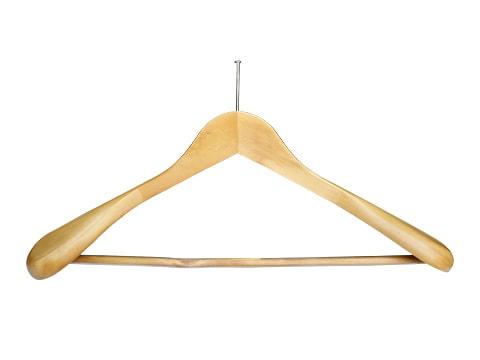 ไม้แขวนเสื้อสูท